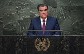 Tajik President Says 'Certain States' Have 'Evil Plans' for Tajikistan