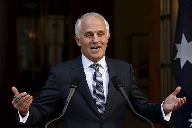 Australia: Change at the Top