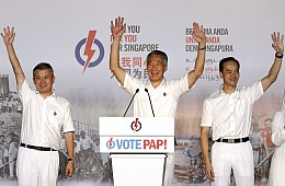 Singapore's Surprisingly Predictable Election Result