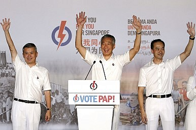 Singapore's Surprisingly Predictable Election Result