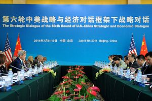 US-China Relations: Giving Voice to Doves in a Hawkish Environment