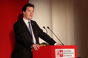 Why Did Britain's Chancellor Visit Xinjiang?