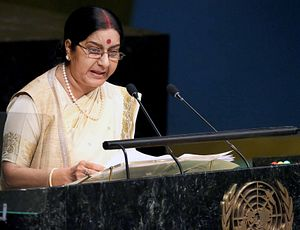 Remembering Sushma Swaraj: An Indian Woman Leader for the Ages