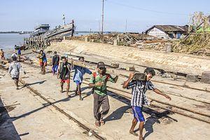 The Great Myanmar Timber Heist