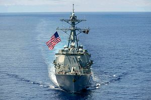 Top US, Chinese Naval Officials Meet to Discuss South China Sea Tensions