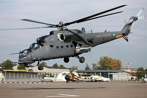Pakistan Receives 4 Advanced Attack Helicopters From Russia