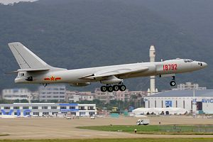 China Flies 6 Heavy Long-Range Bombers Near Japan