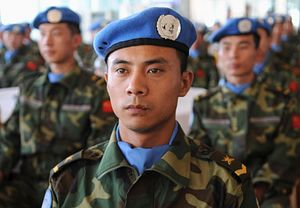 China: Projecting Power Through Peacekeeping