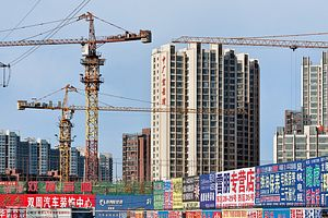 China Is Still Building Ghost Cities