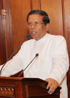 Sri Lanka's Maithripala Sirisena Is No Stranger to Politics