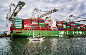 How China's Growing Appetite Is Transforming an American Port