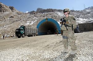 Fixing the Salang Pass Tunnel