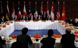Could the TPP Actually Divide Asia?