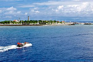 China's Lighthouses in the Spratlys