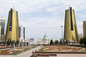 Is Kazakhstan Holding the World's Most Boring Election?