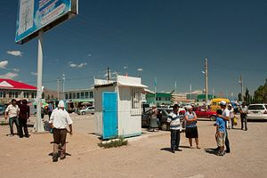Kyrgyz Victims of Domestic Violence Have Few Options