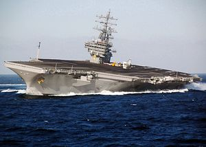 Closest Encounter Since 2006: Chinese Submarine Tailed US Aircraft Carrier