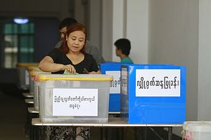 Will Irregularities and Fraud Spoil Myanmar's Election?