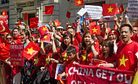 China's Charm Offensive Continues to Sputter in Southeast Asia