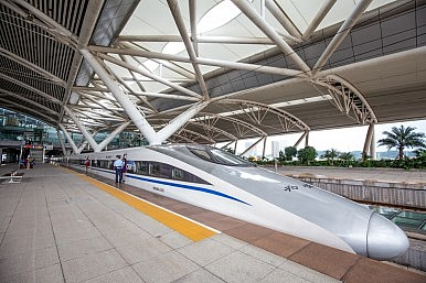China's Economic Miracle, As Seen Through Its Trains