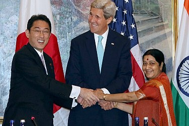 Why the US-India-Japan Trilateral Relationship Is a Big Deal