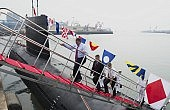 China's Nuclear Submarine Distraction