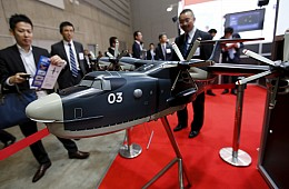 The Trouble With Japan's Defense Exports
