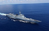 Chinese Navy Holds Rare Live-Fire Drill in Western Indian Ocean