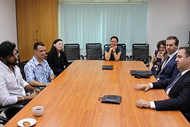 Australia's New Pacific Minister