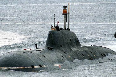 Russian Submarine Activity at Highest Level Since Cold War