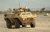 Afghanistan's Army to Receive More Armored Vehicles to Battle Taliban