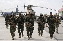 Afghanistan Struggles to Contain the Taliban