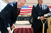 US Breaks Ground on New Embassy in Turkmenistan