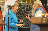 Modi and Merkel Meet, Broadening Indo-German Bilateral Cooperation