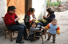 Filial Piety and Family Violence in China