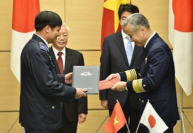The Japan-Vietnam Maritime Security Relationship