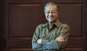 Interview: Mahathir Mohamad