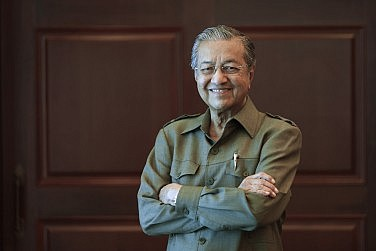 Interview: Mahathir Mohamad
