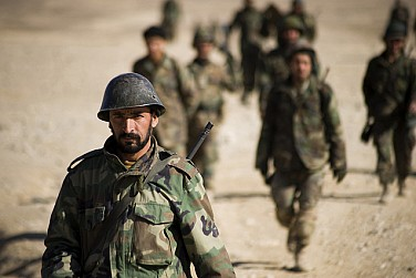 The Plight of Afghanistan's Soldiers