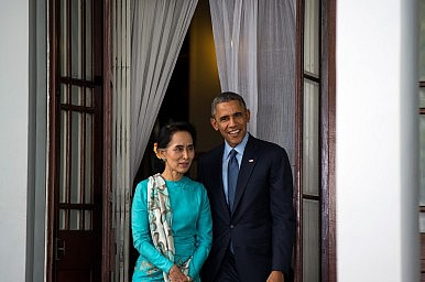 Could Aung San Suu Kyi Be Myanmar's Next House Speaker?