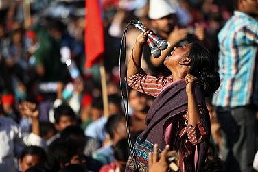 Rising Extremist Worries in Bangladesh