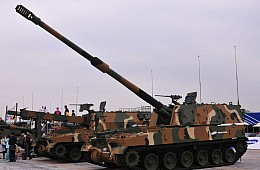 Indian Army to Receive 100 New Self-Propelled Howitzer Guns