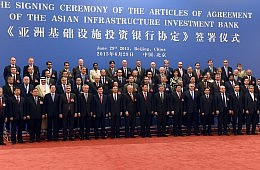 China's AIIB and OBOR: Ambitions and Challenges
