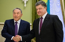 Kazakhstan Deftly Balances Relations with Ukraine and Russia