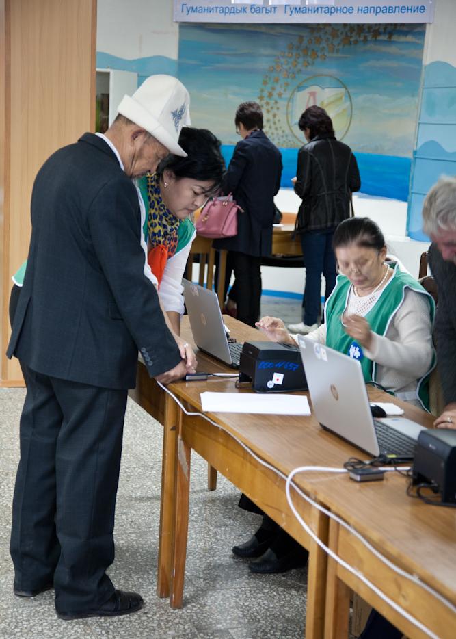 Kyrgyzstan Decides