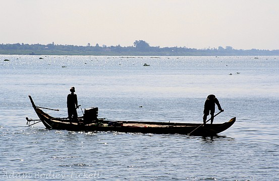 Is Laos Building a New Illegal Dam on the Mekong River?