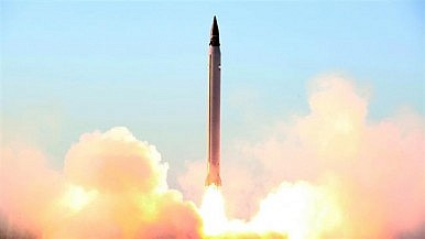Iran Test-Fires Precision-Guided Ballistic Missile