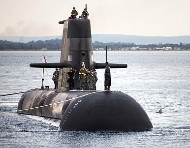 Australia's Submarine Debate: Shipyards and Seas