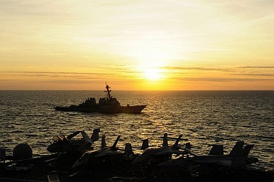 A Brief History of the US Navy in the Indian Ocean