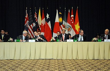 China and the Trans-Pacific Partnership